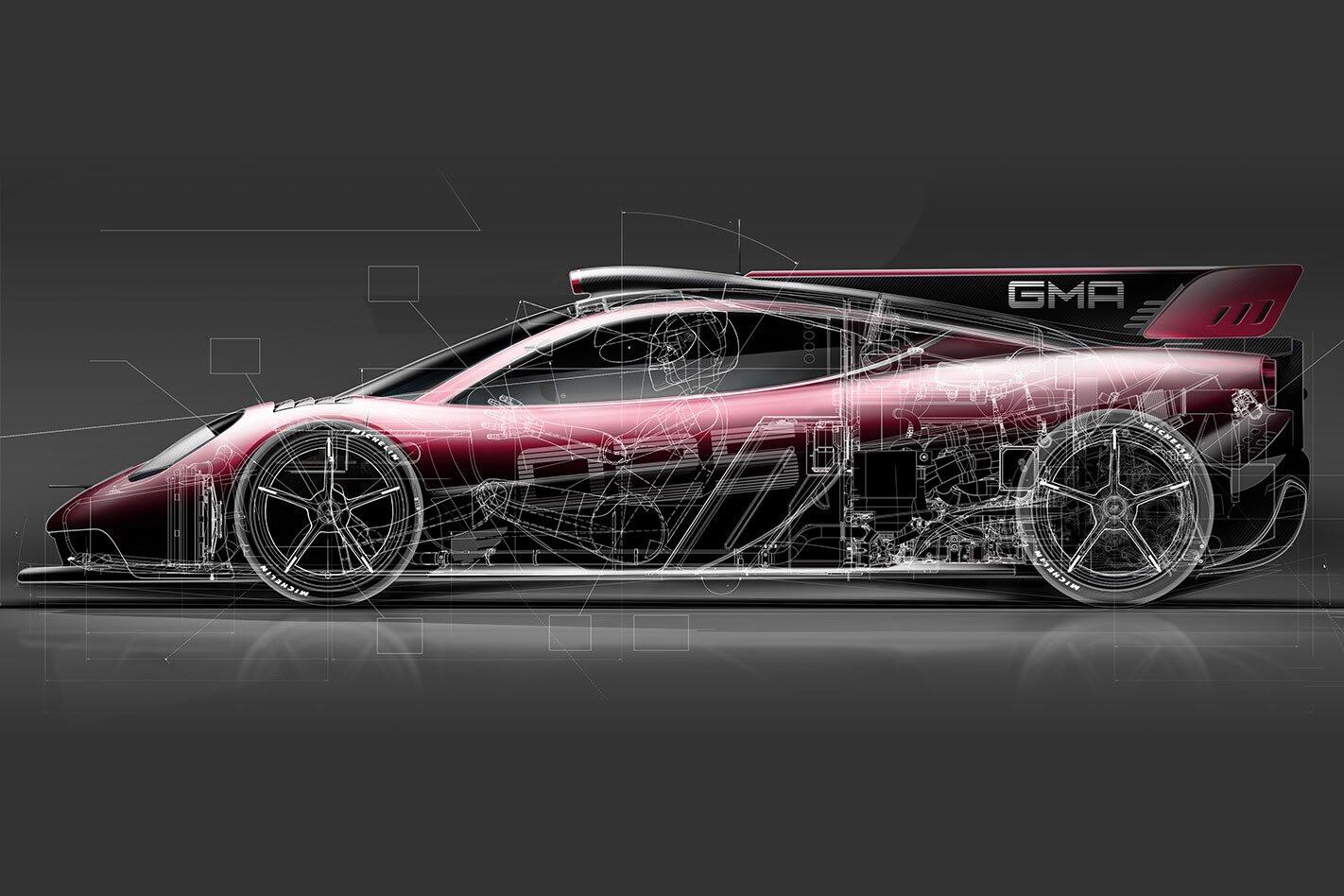 GMA T 50 S Design Jpg