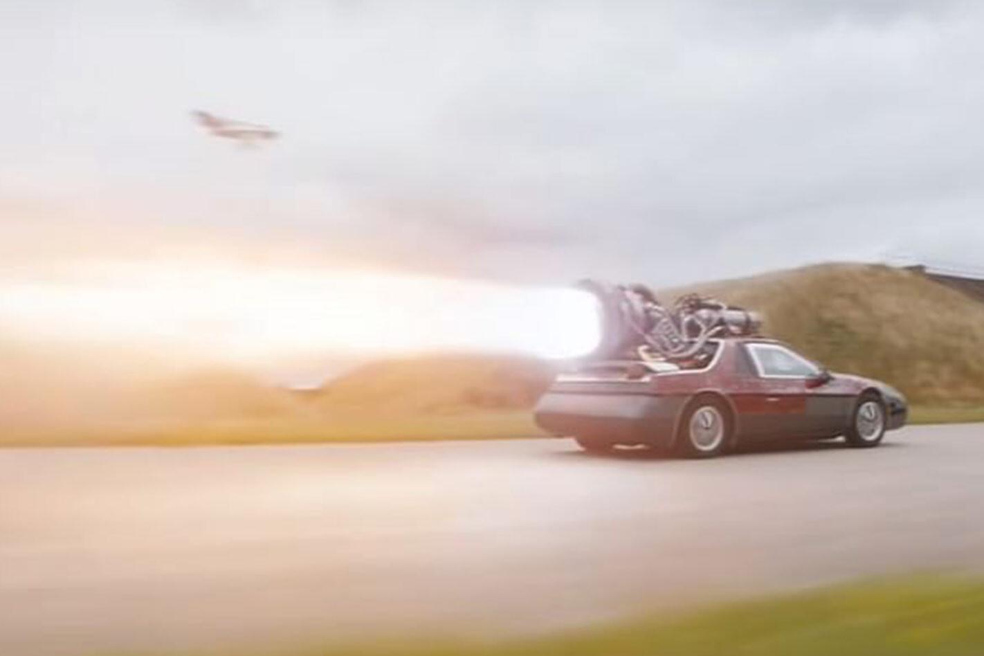 Fast 9 Pontiac Fiero Jpg