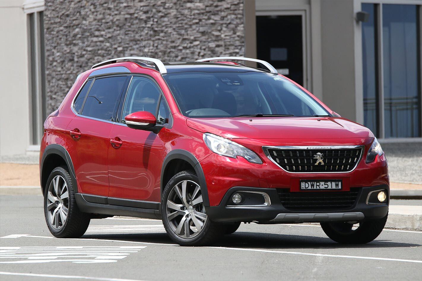 Peugeot 2008 Qtr Jpg