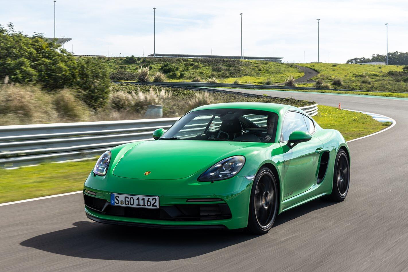 Porsche Cayman G Ts Review Main Jpg
