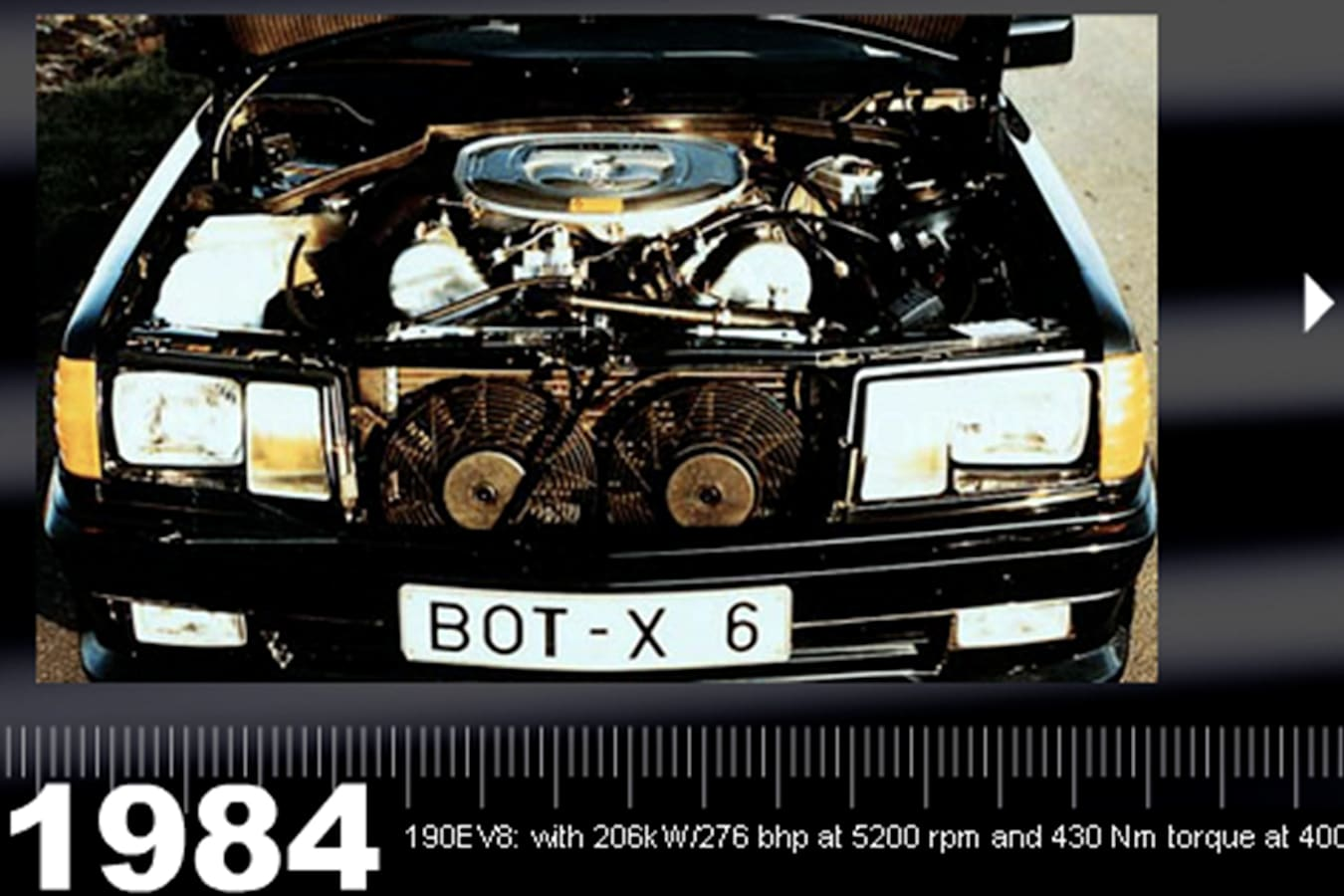 Brabus 190 Ev 8 Engine Jpg