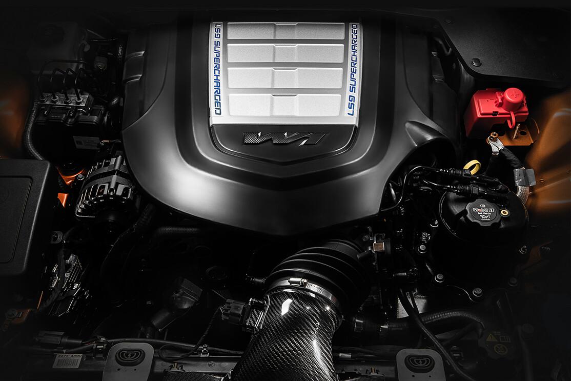GTSR W 1 Engine Cover Detail Jpg