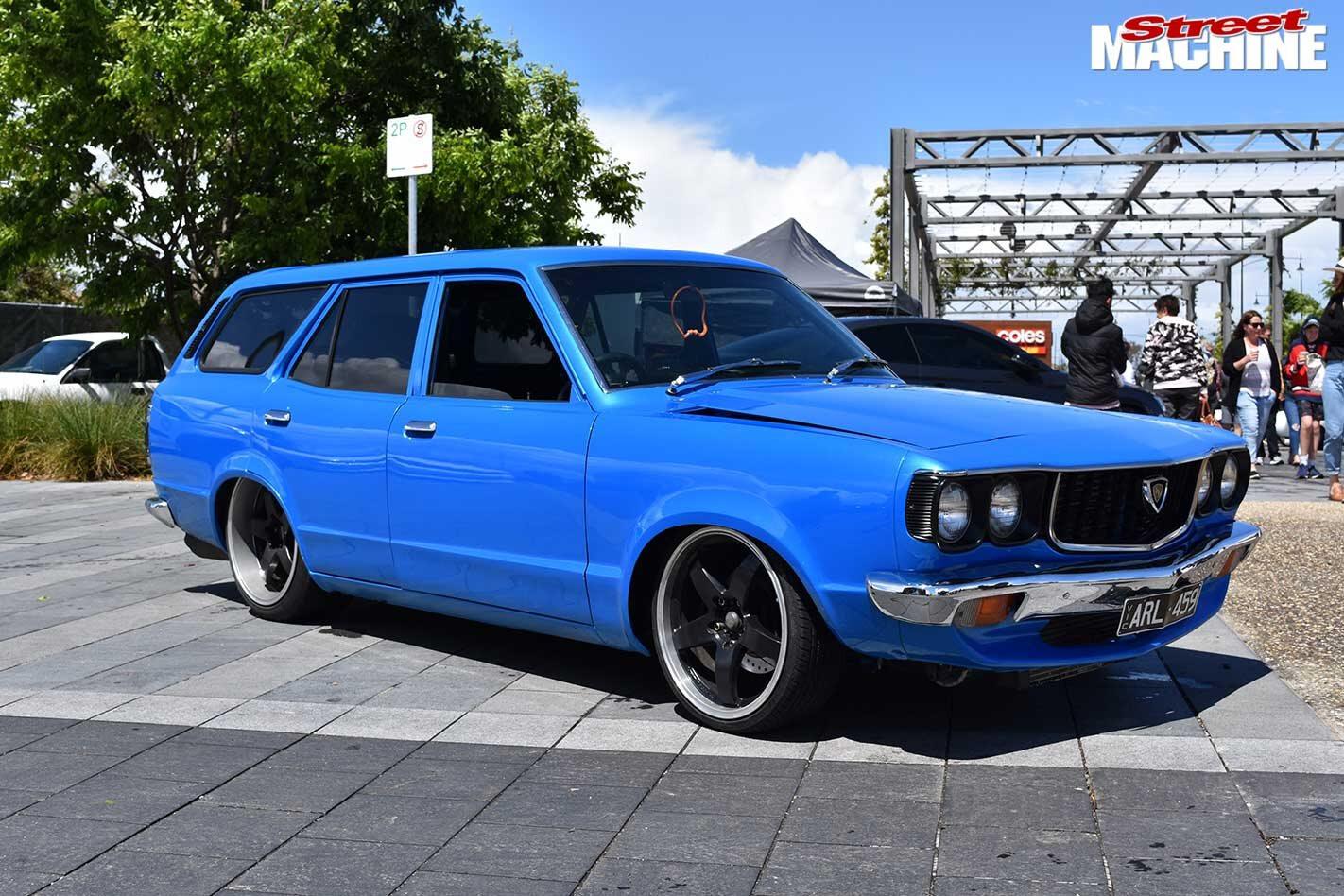 Mazda rotary 808 wagon
