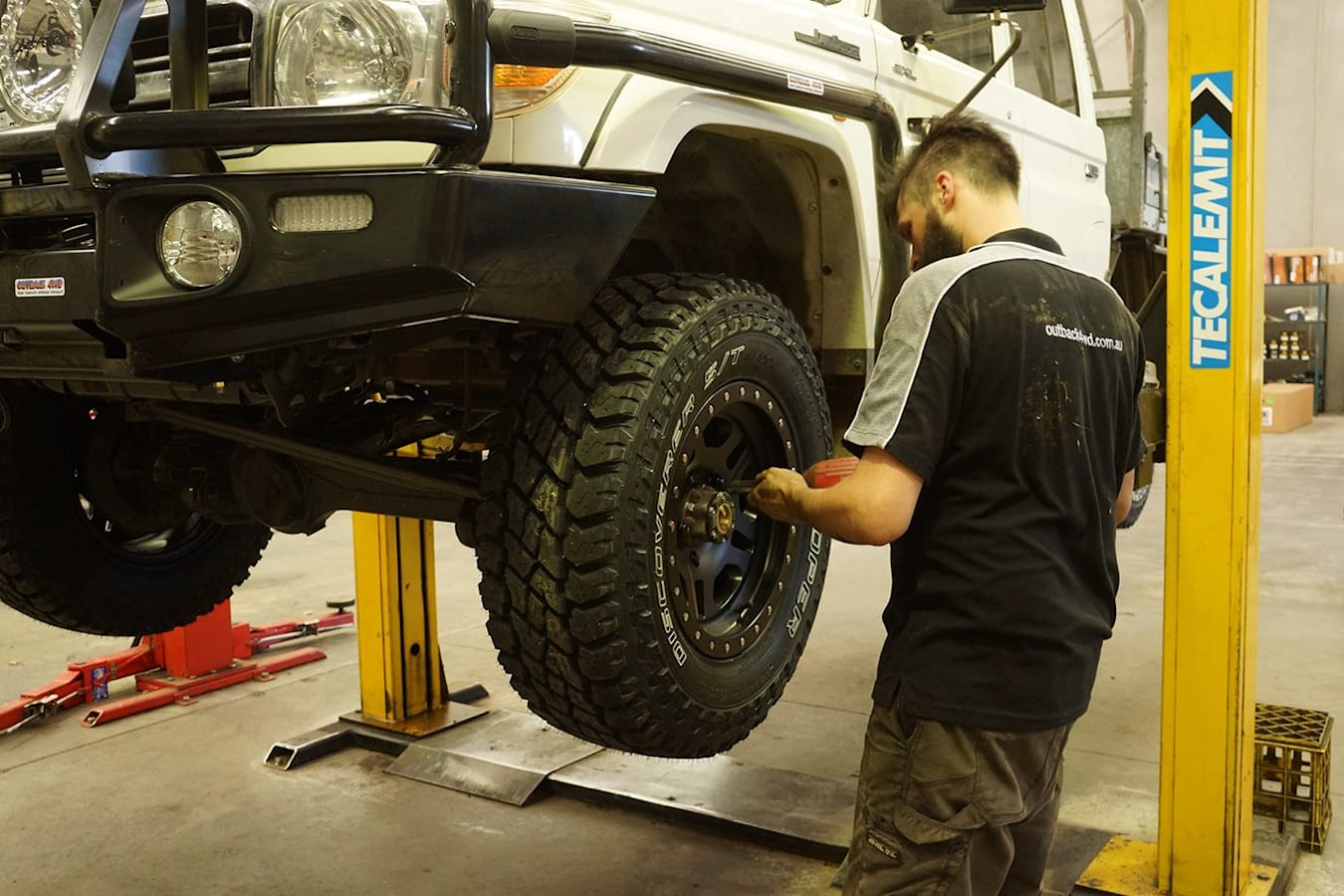Cooper S T Maxx Tyres Fitting Jpg