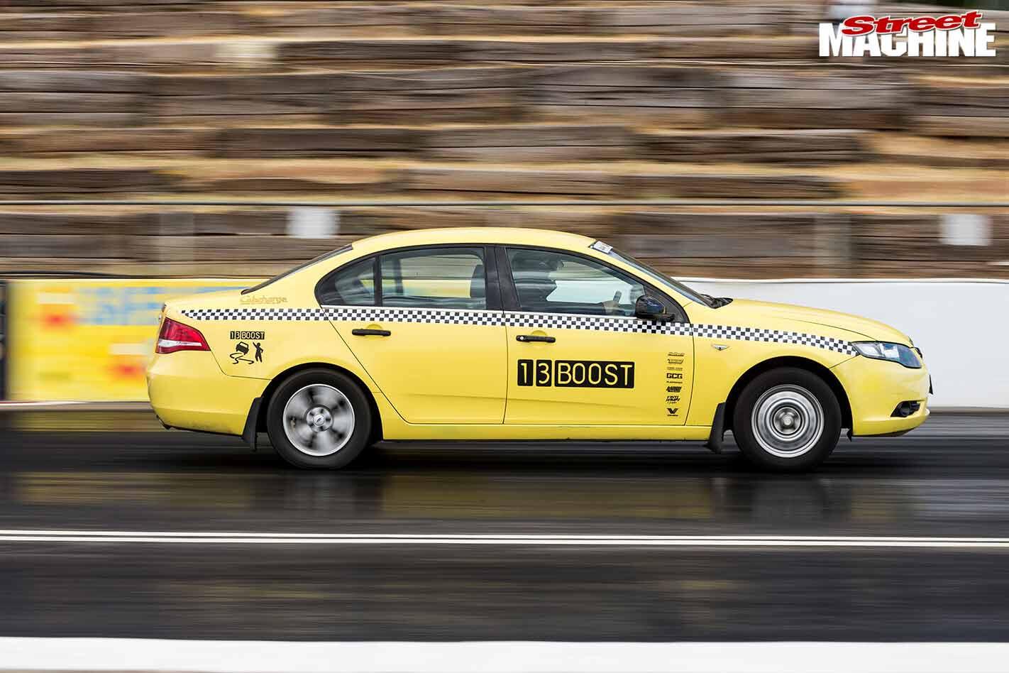 Drag Challenge 2017 Turbo Taxi