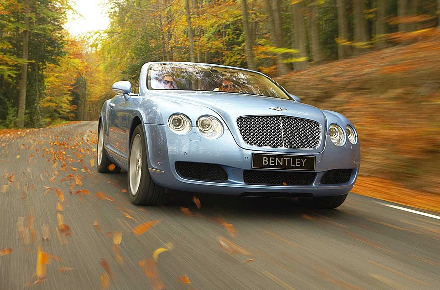 2006 Bentley Continental GTC review classic MOTOR