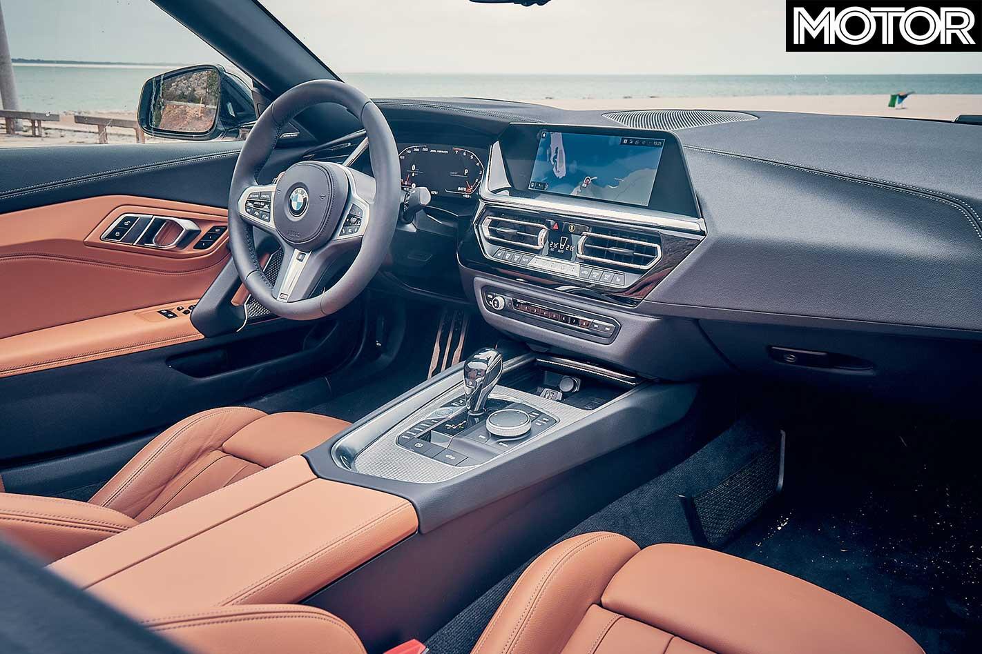 2018 BMW Z 4 M 40 I Interior Jpg