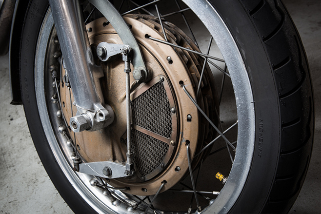 Norvin wheel