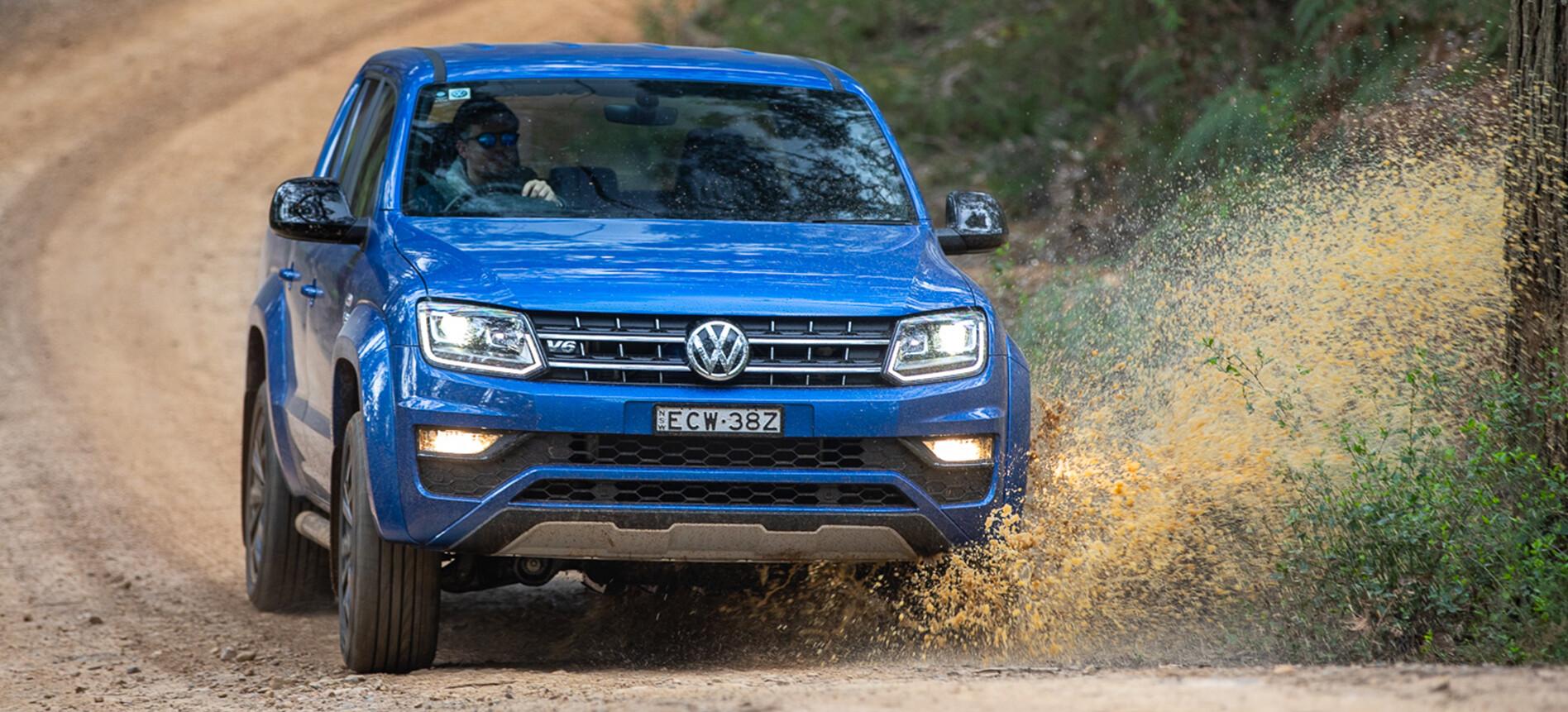 2020 Volkswagen Amarok V6 TDI580 Highline review