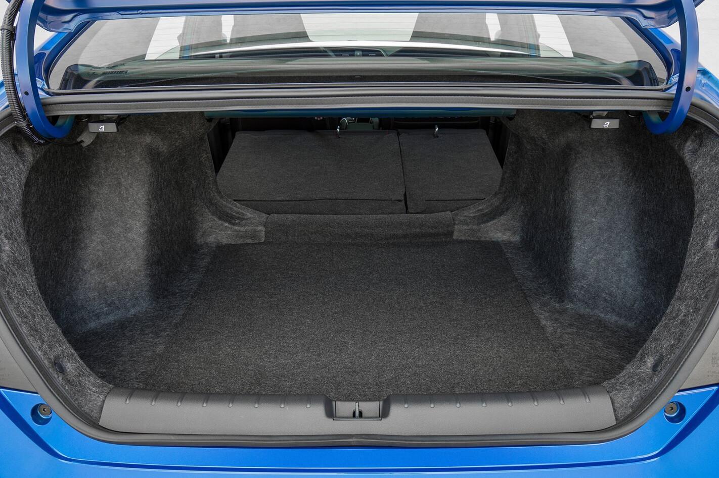Honda Civic sedan boot