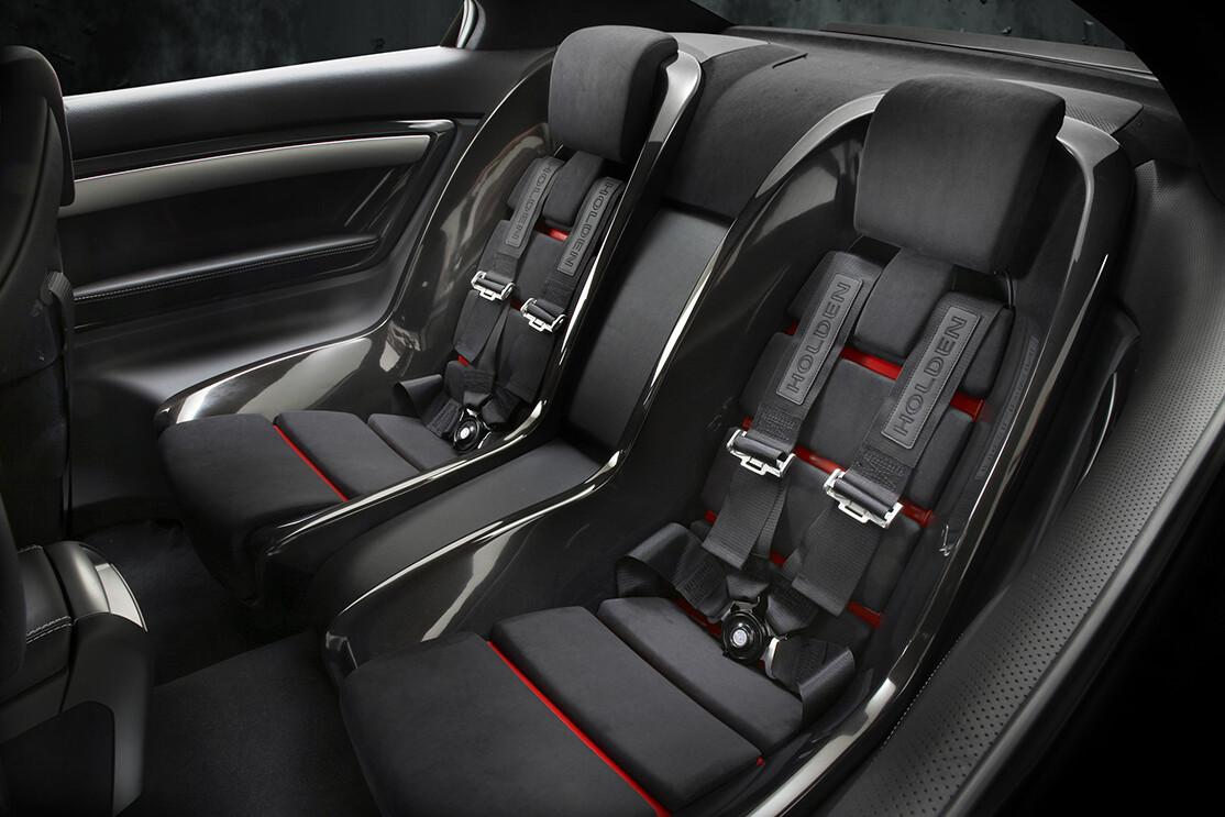 Australia's best concepts: 2008 Holden Coupe 60