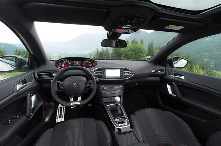 Peugeot 308 Interior Jpg