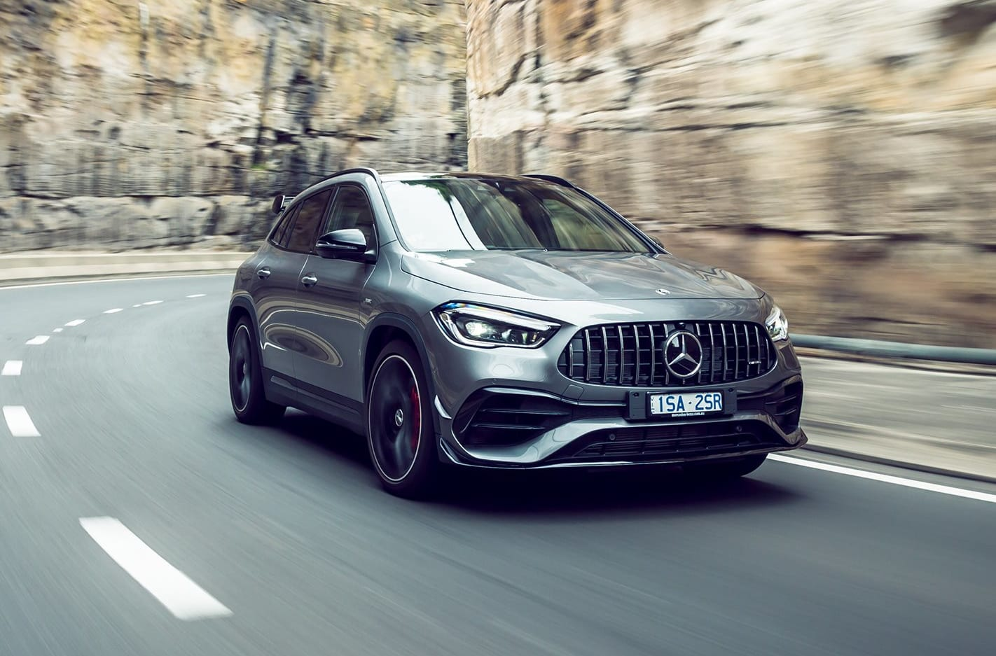 Mercedes-AMG GLA 45 S Review