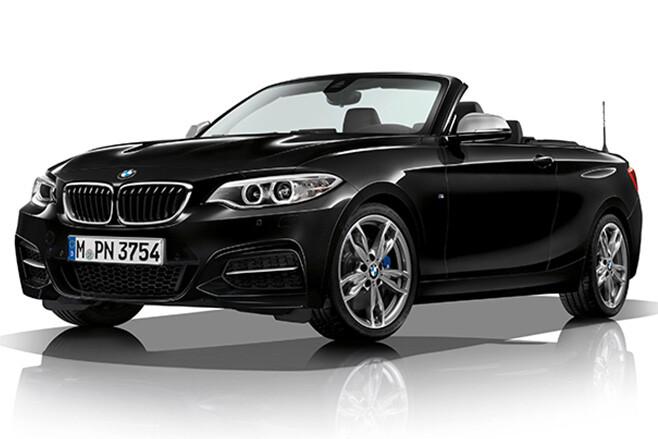 BMW 240i Convertible