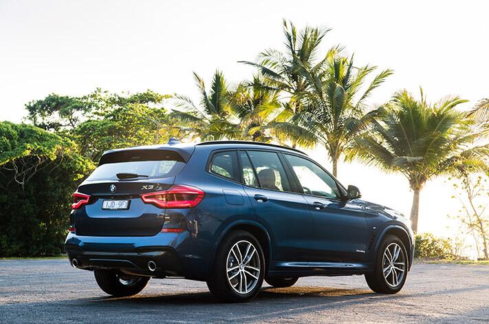 2018 BMW X3 X Drive 20d