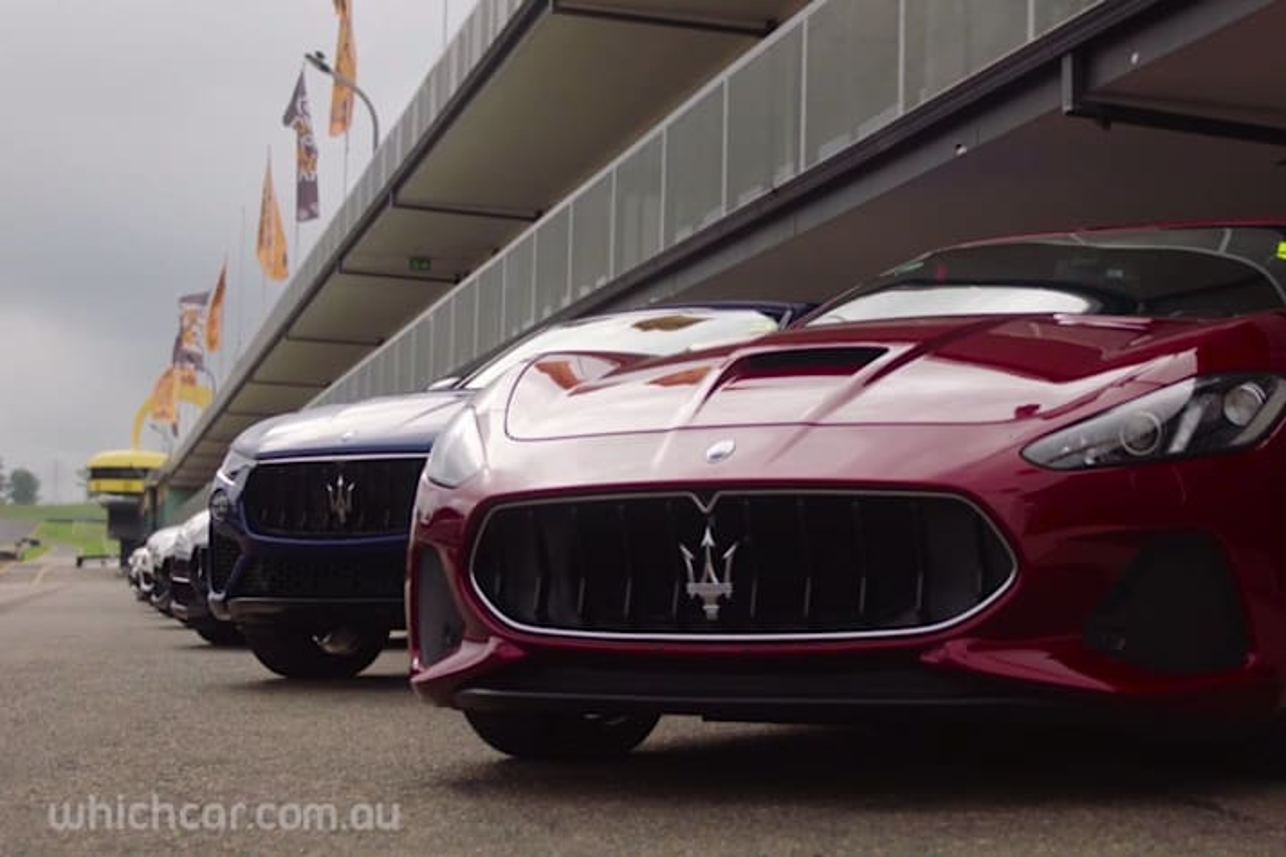 Maserati Track Day Jpg