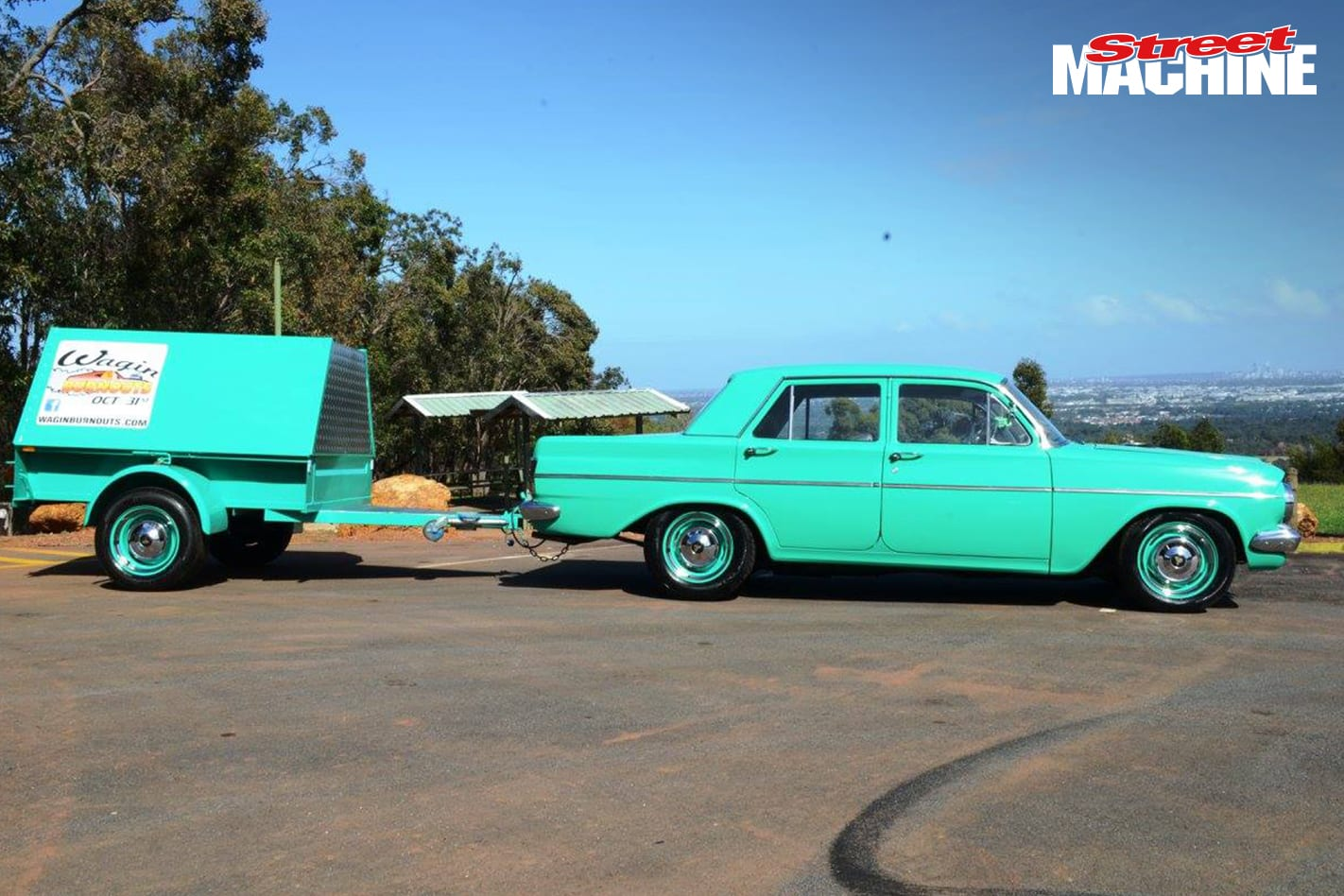EH Holden Drag Challenge 4 Nw