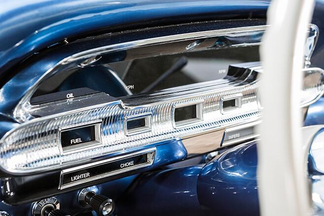 Ford XM Falcon dash