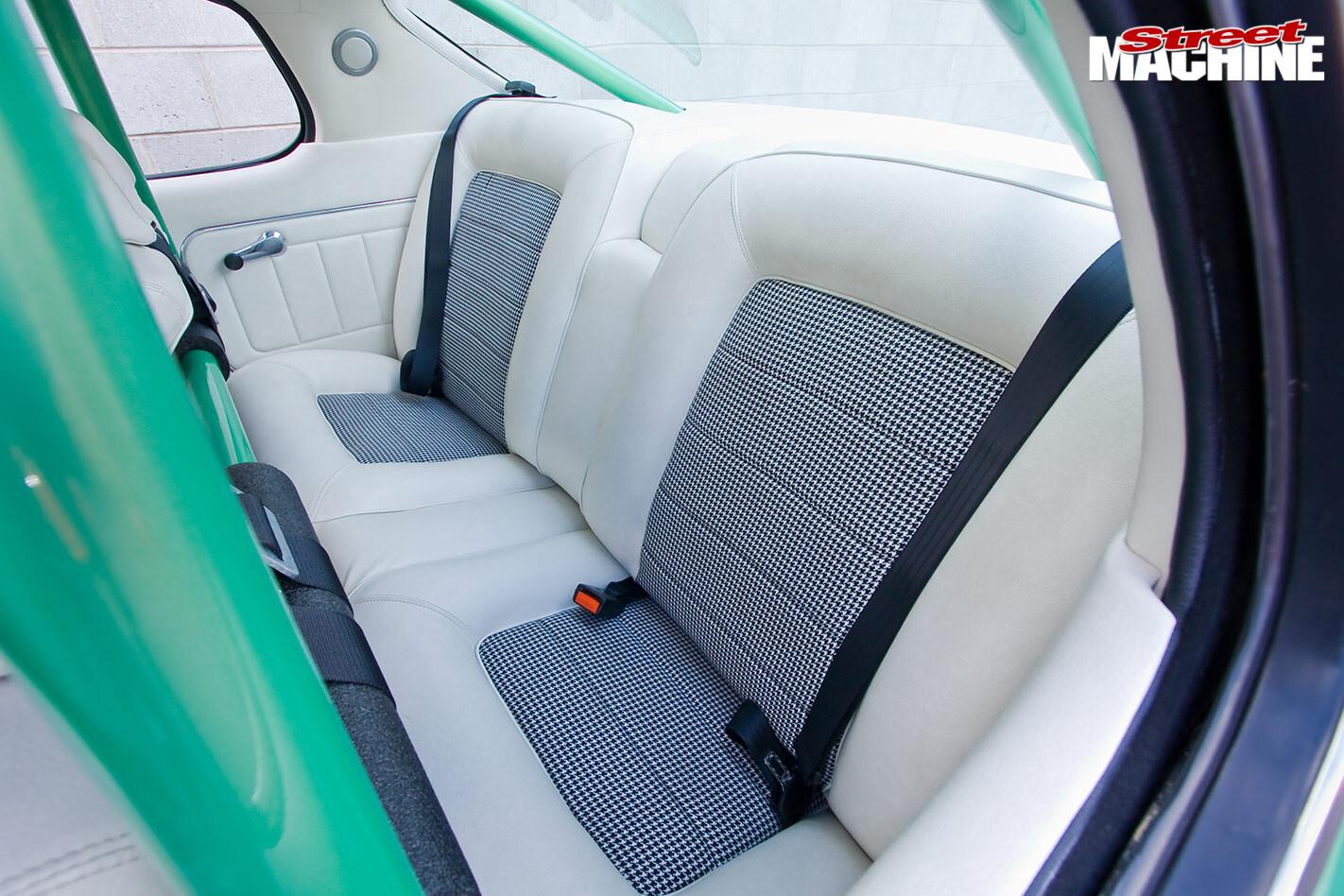 Holden HQ GTS seats