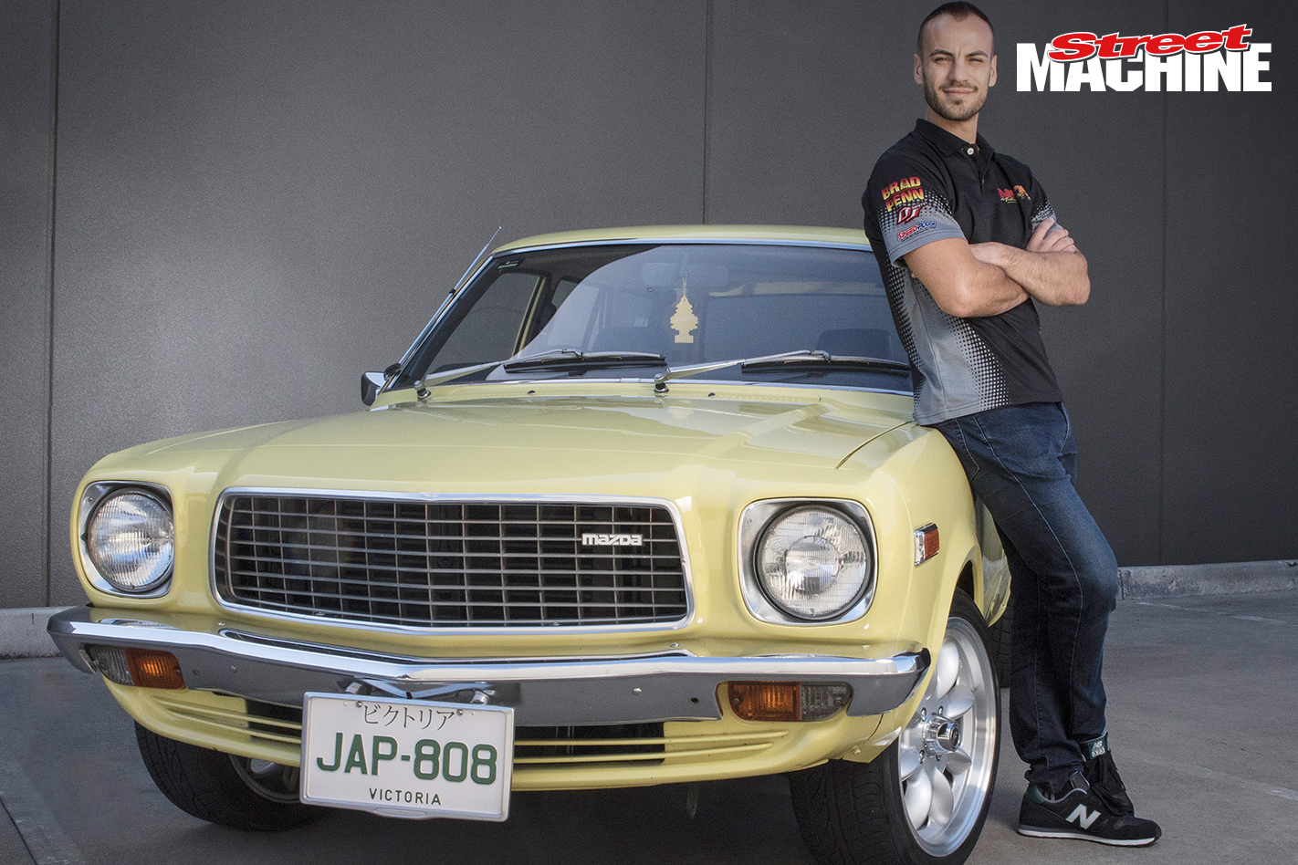Mazda 808 Wagon 13B 7 Nw