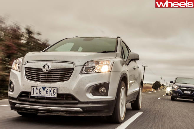 Holden -Trax -front