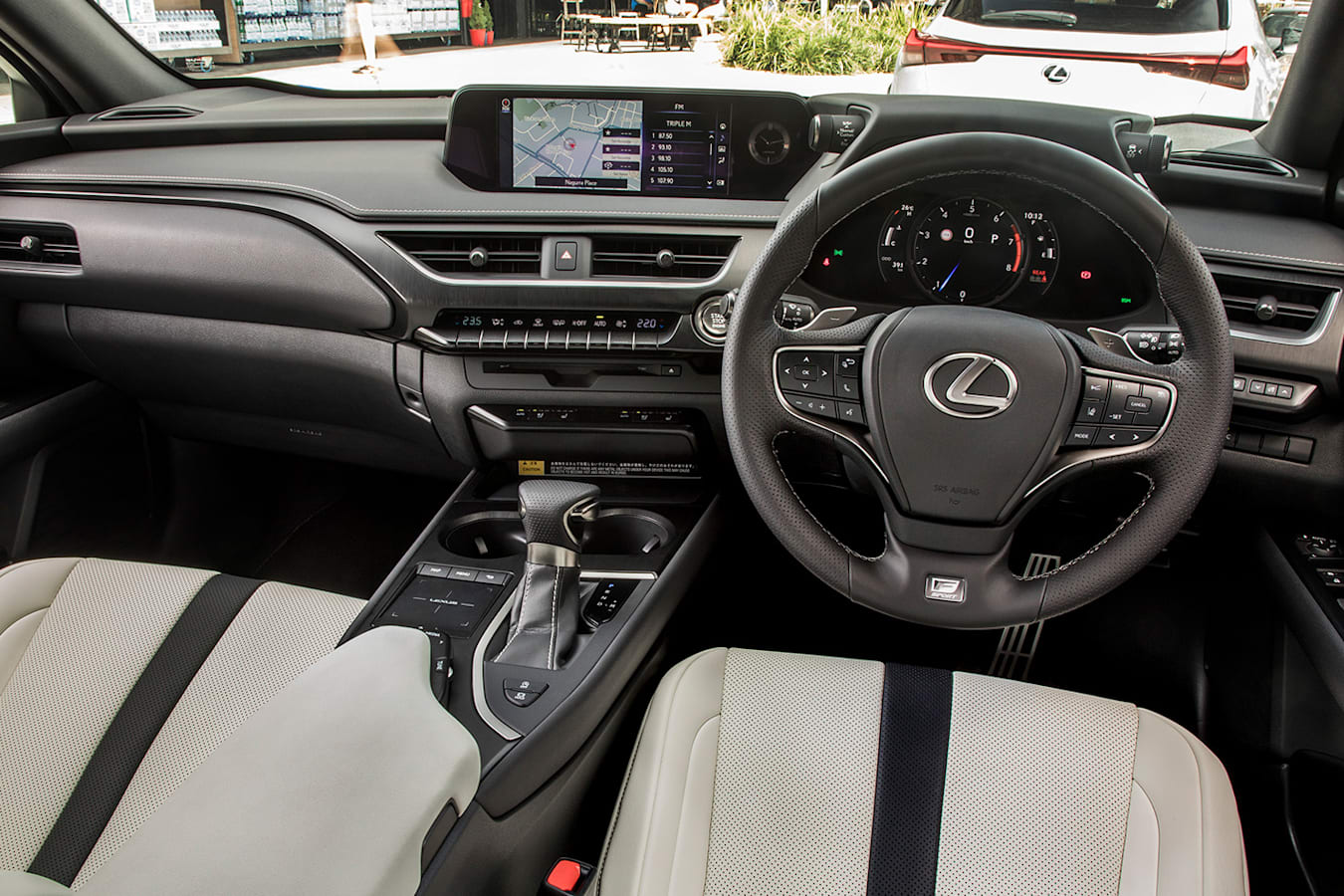 Lexus Ux Interior Jpg