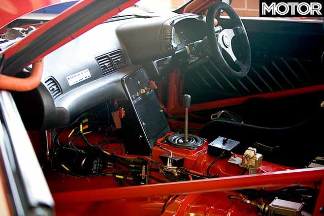 Group A R 32 Skyline GT R Interior Jpg