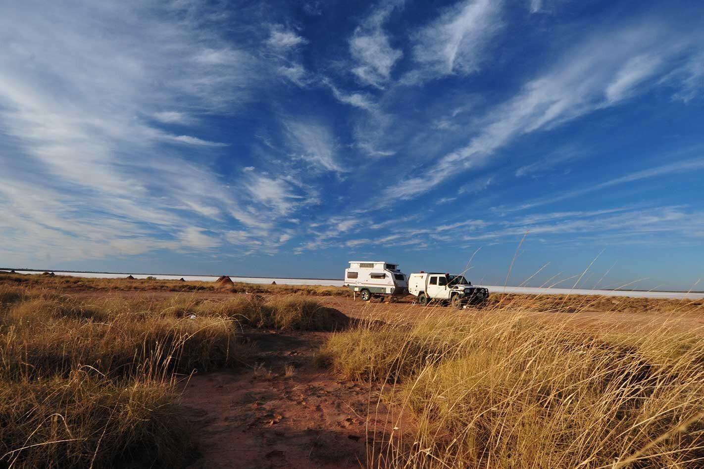 WA Great Sandy Desert 4x4 trip guide