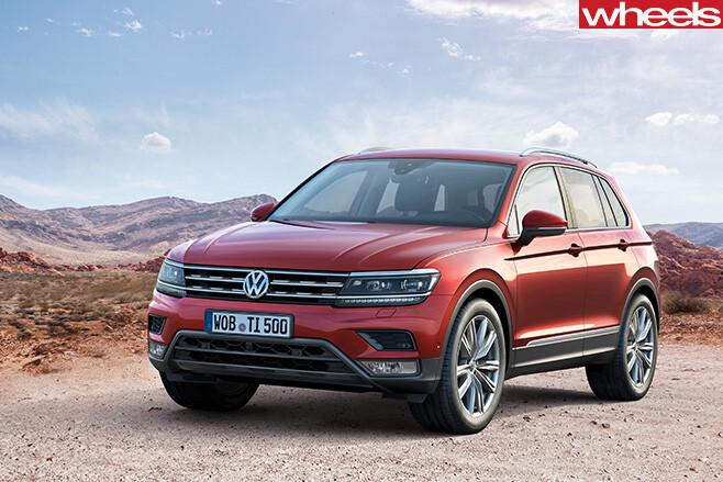 VW-Tiguan -front -side