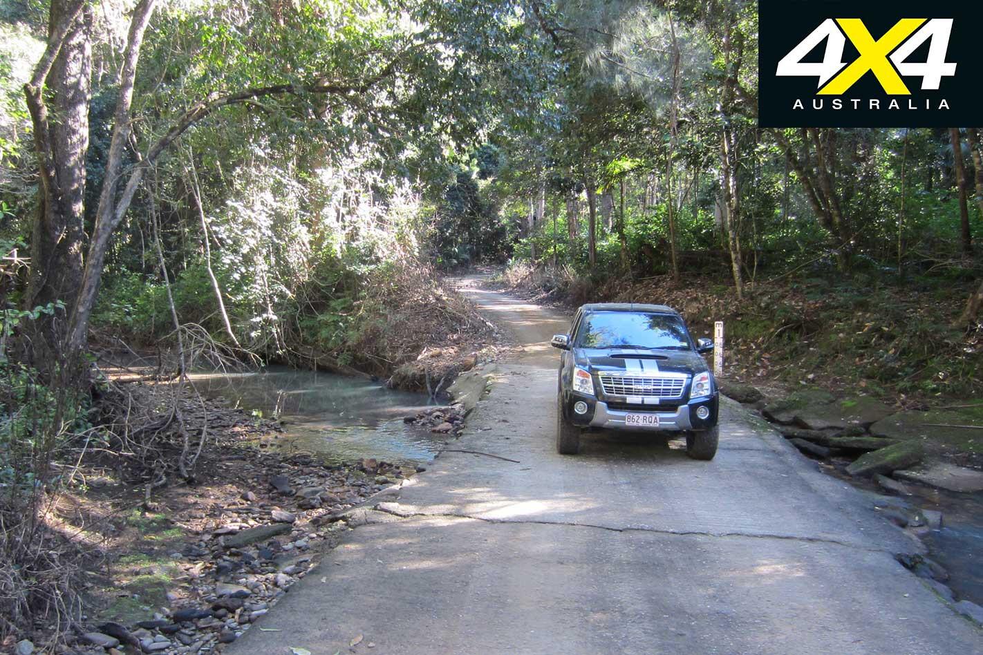 4 X 4 Trip To Daguilar National Park Qld Trail Jpg