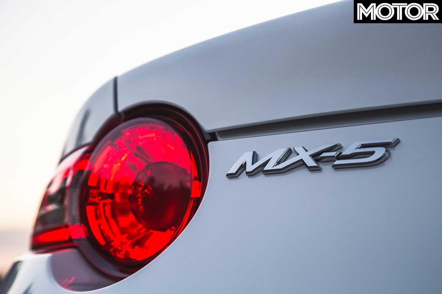 2018 Mazda MX 5 RF Badge Jpg