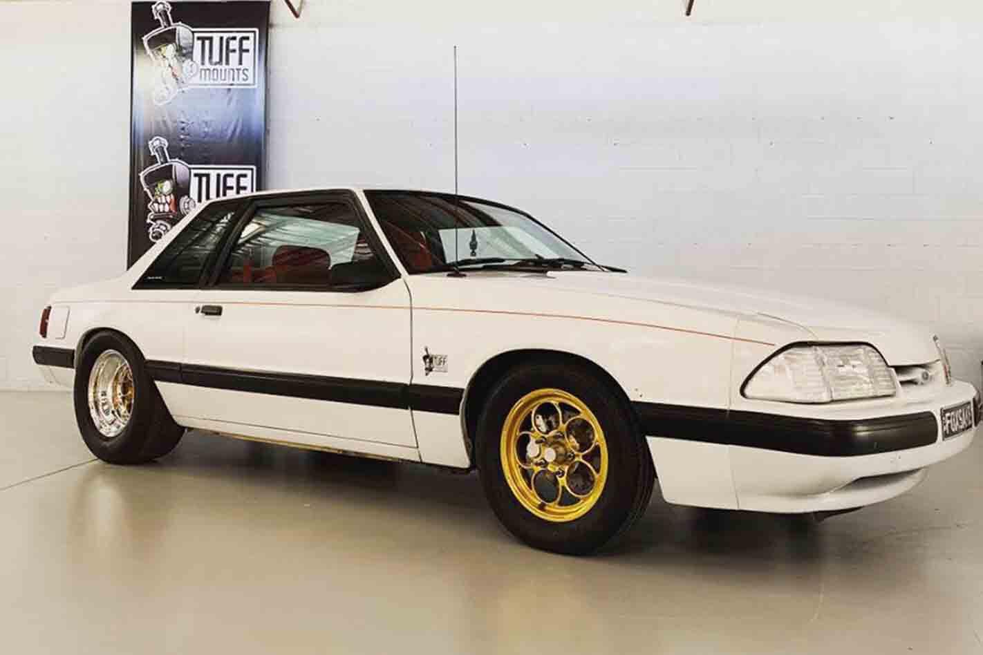 Fox Body Barra Mustang Jpg