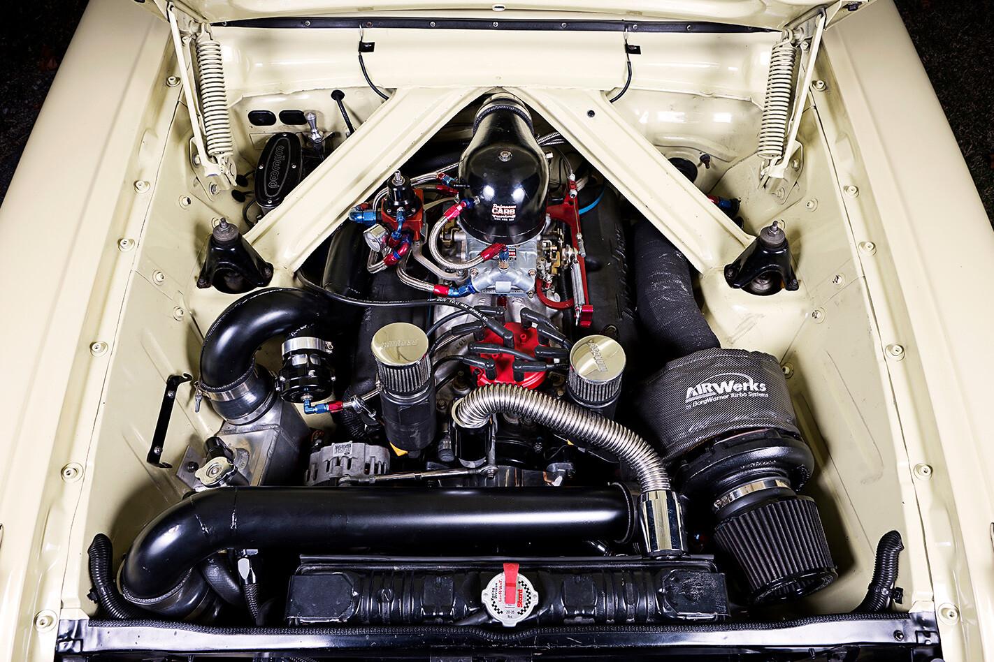 1963 FORD XL FUTURA Windsor engine