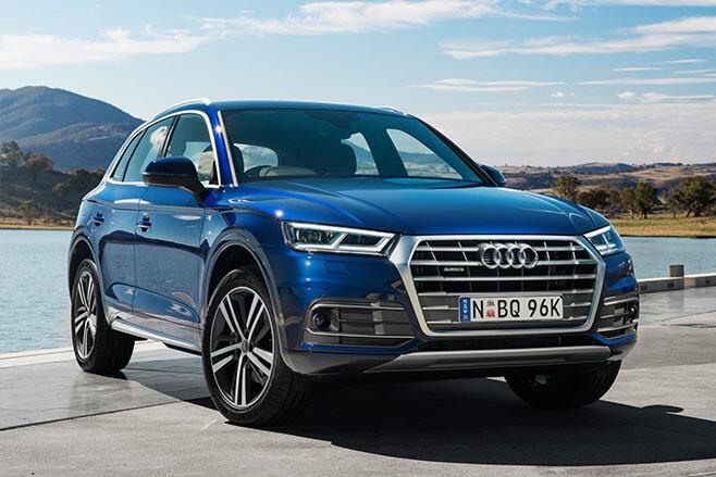 2017 Audi Q5 2.0 TDI quattro first local drive