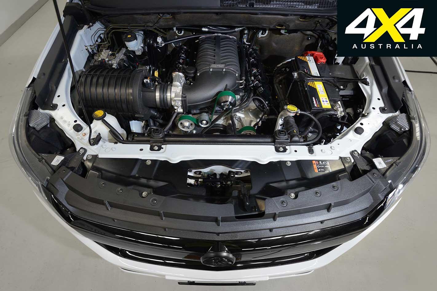 Harrop Superado Revealed At Motorex 2018 V 8 Engine Jpg