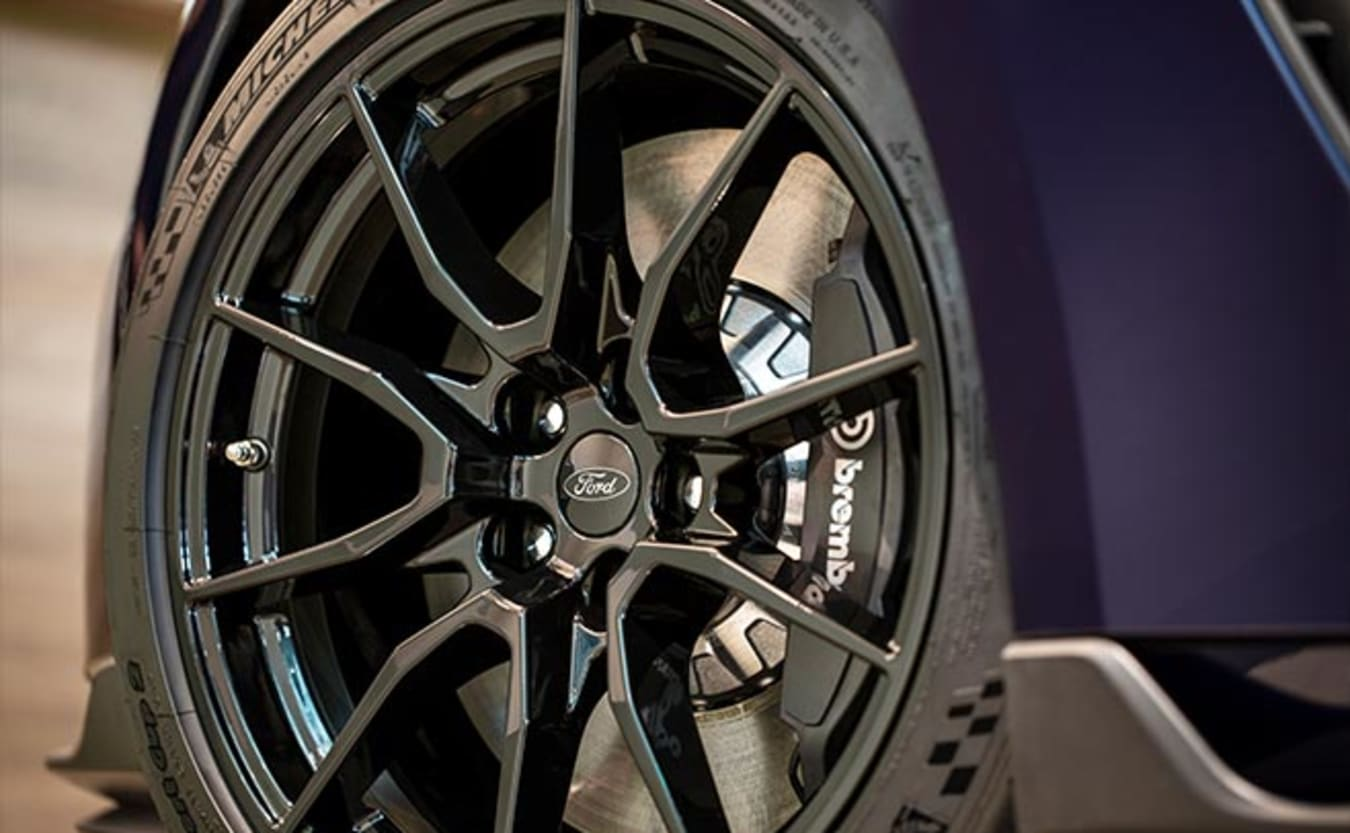 2019 Ford Mustang Shelby GT350 wheel