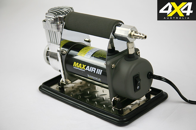 BUSHRANGER MAX AIR III 1