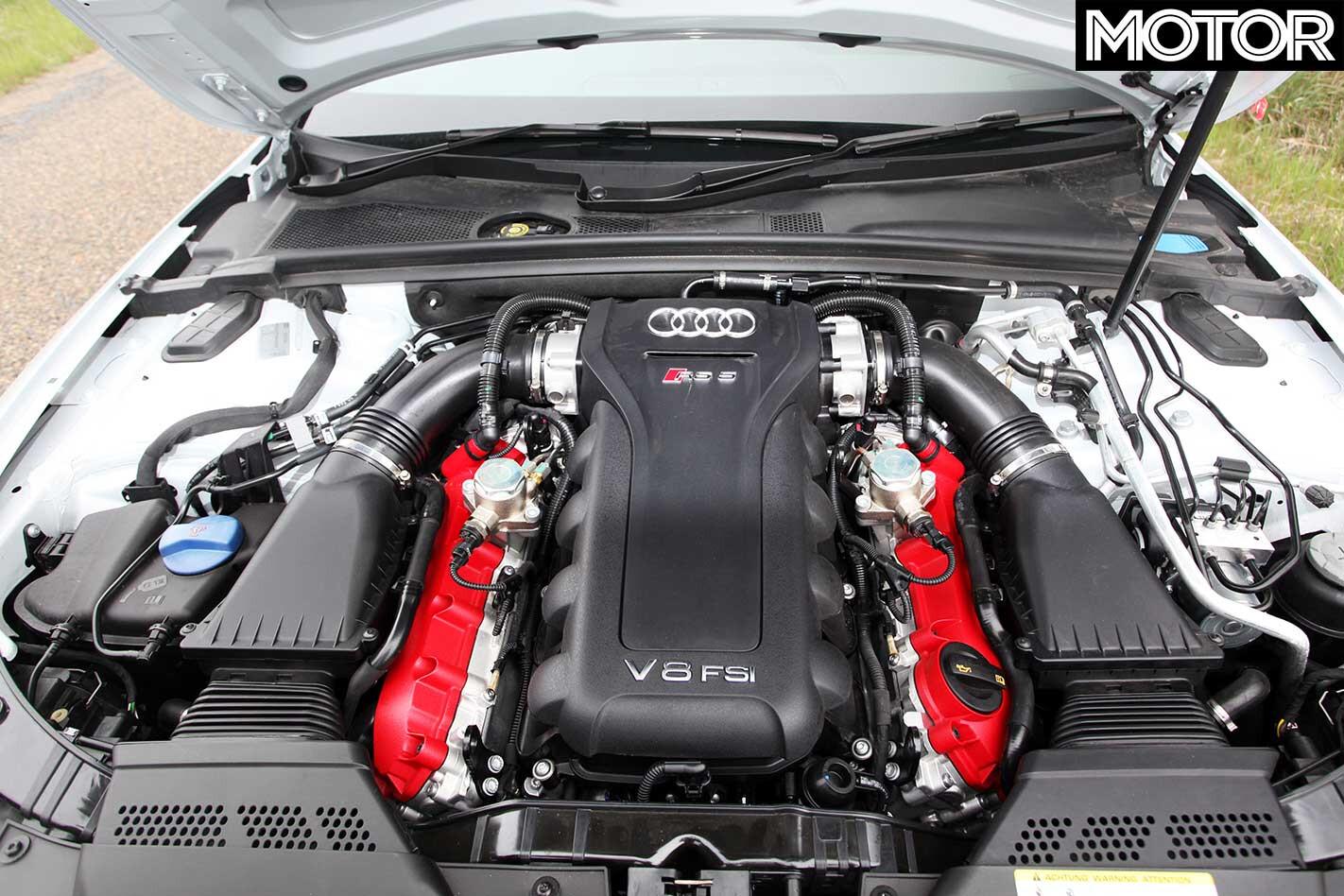 2011 Audi RS 5 Engine Jpg