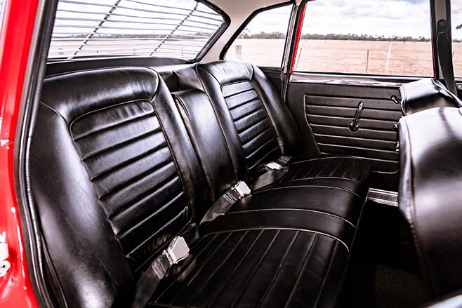Chrysler S Series Valiant rear