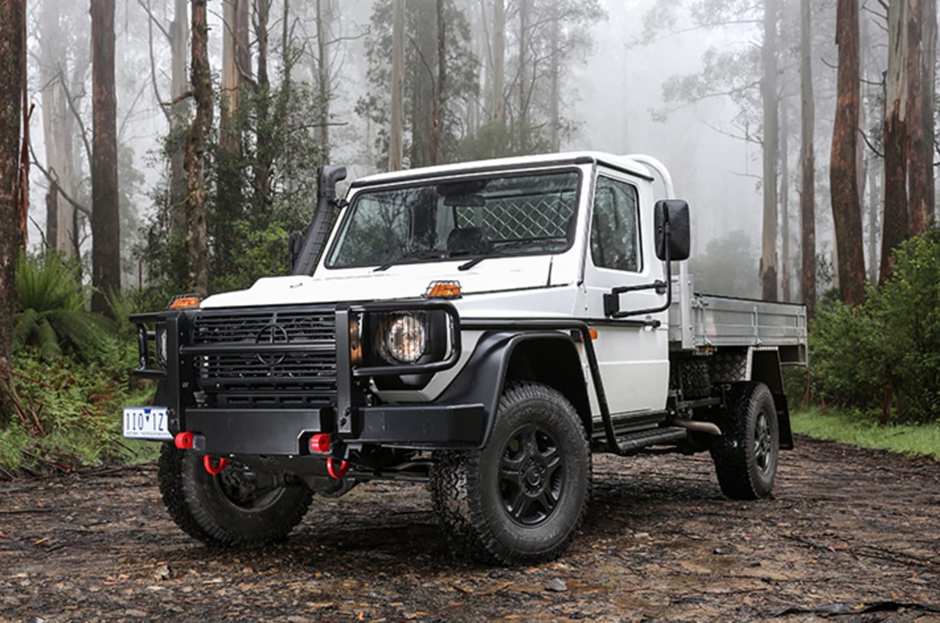 G 300 Cab Chassis Jpg