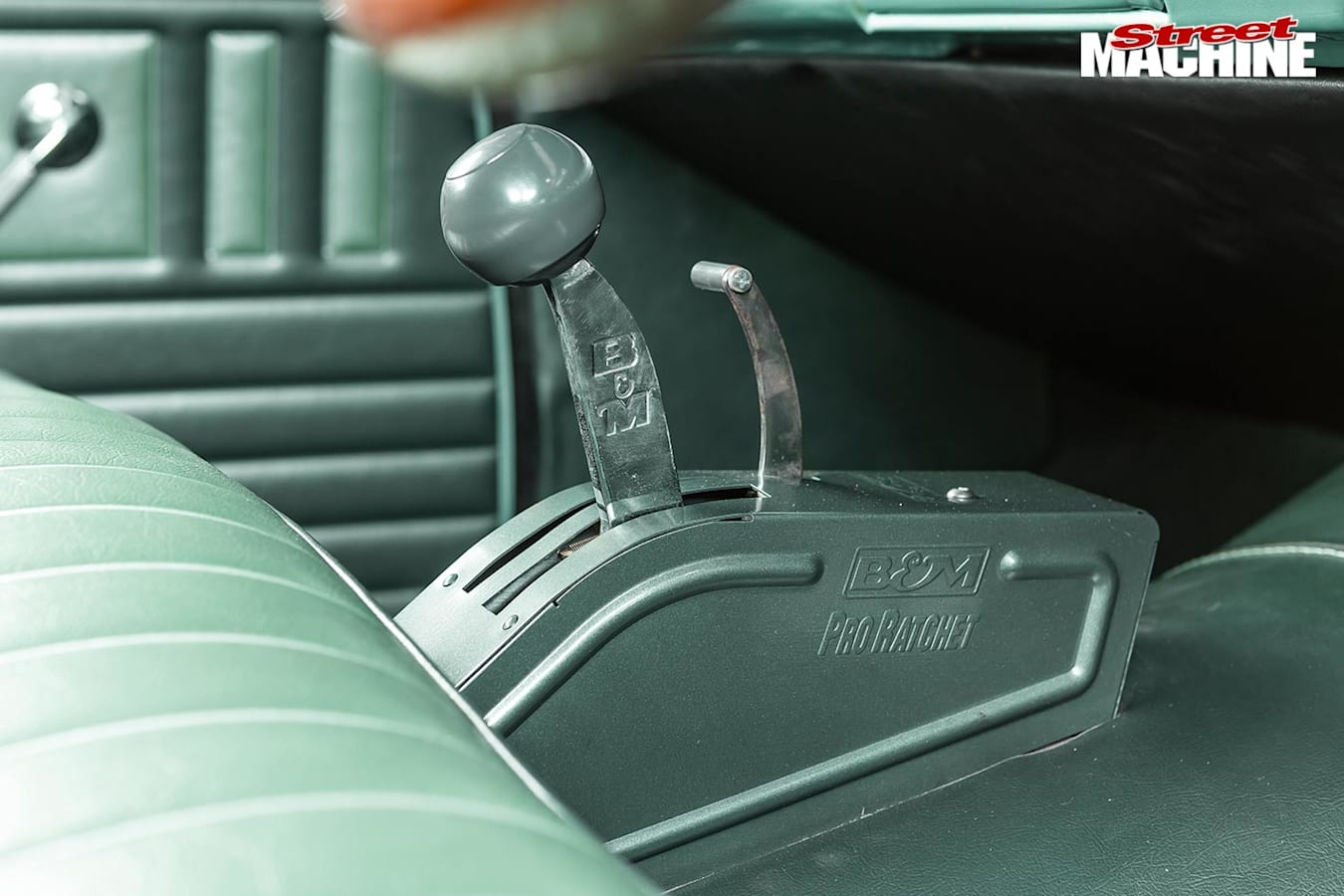 Holden EH wagon shifter