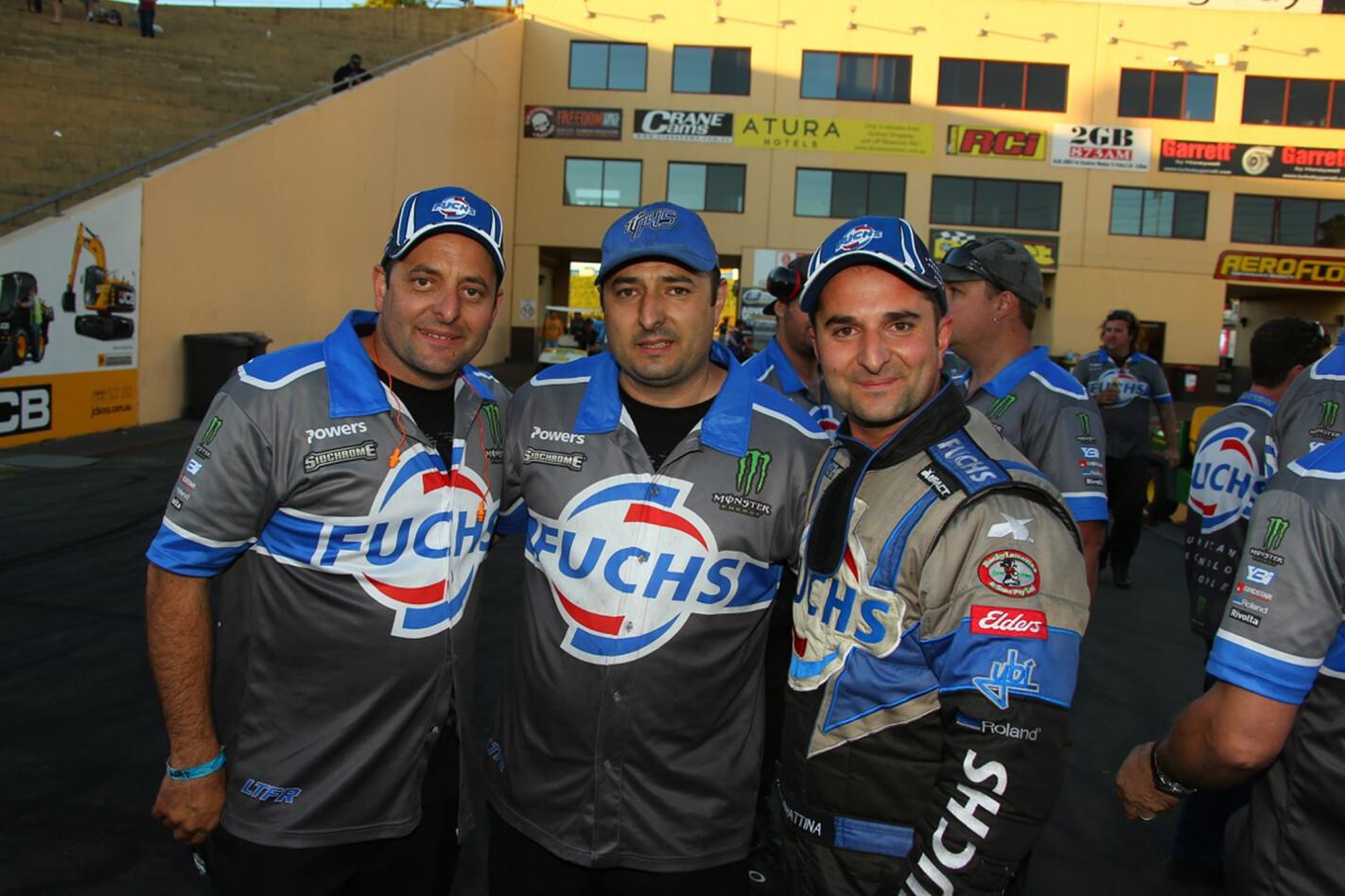 Lamattina Top Fuel Racing