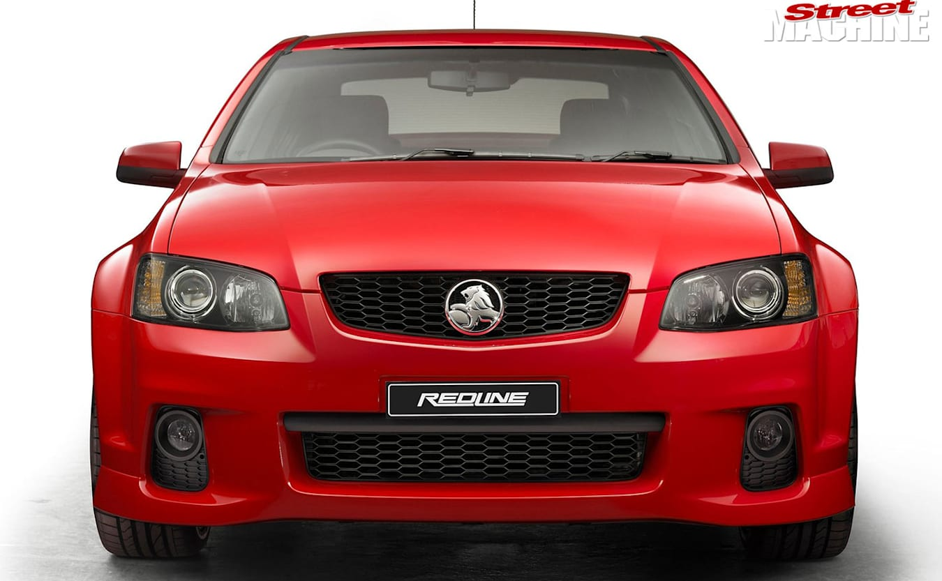 Holden VE Commodore front