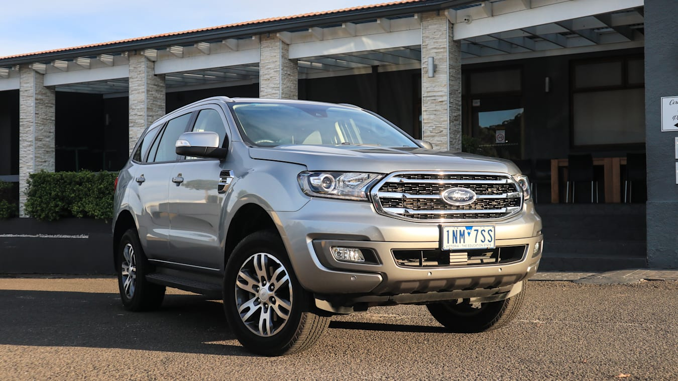 2019 Ford Everest Trend 4x4 TR