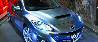 LAUNCHED: Mazda 3 MPS
