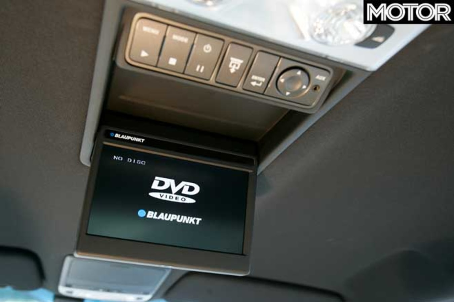 Holden Commodore VE DVD Player Jpg