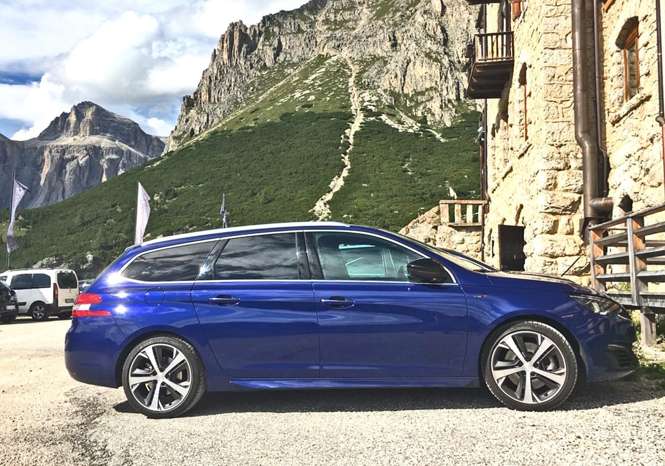 2016 Peugeot 308 GT Touring