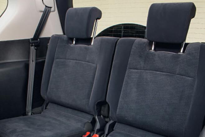 Prado seats