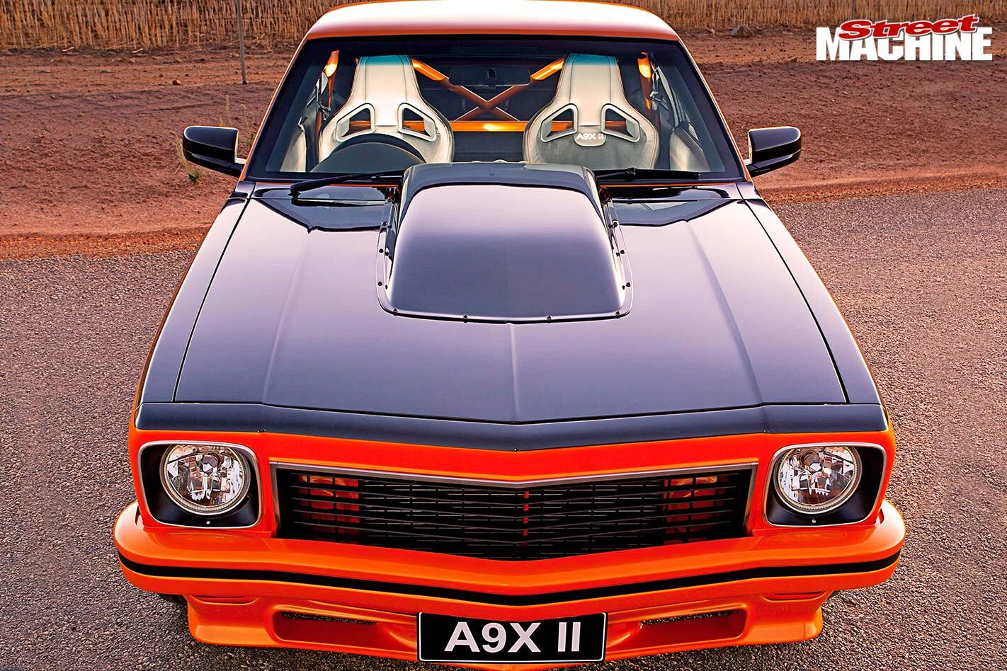 Holden Torana A9X replica front