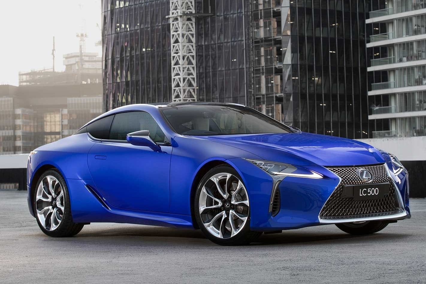 Lexus Morphic Blue Paint 15 Years Of Research Jpg
